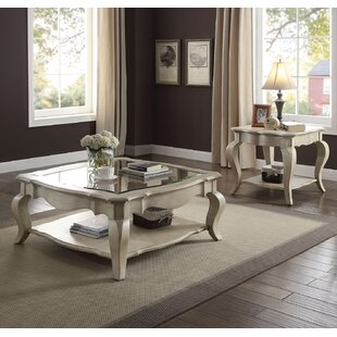 Adalgar 2 Piece Coffee Table Set