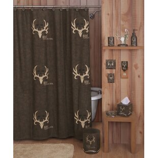Shower Curtain by Bone Collector
