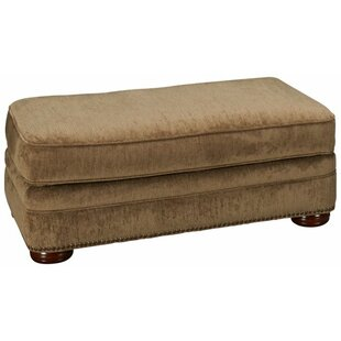 Klaussner Furniture Toby Ottoman