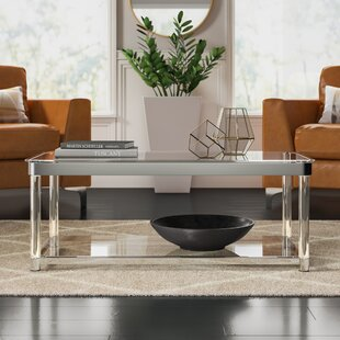 Benter Coffee Table with Tray Top