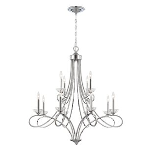 Eurofase Volte 12-Light Chandelier