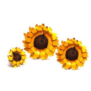 3 Piece Sunflower Wall Décor Set