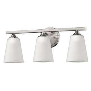 Best Deals Vangorder 3-Light Vanity Light By Winston Porter