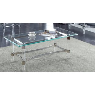Reviews Baur Coffee Table by Orren Ellis