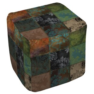 Rosalinda Cube Ottoman