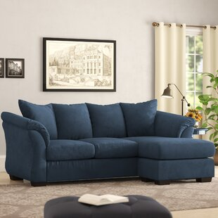 Andover Mills Torin Reversible Sectional