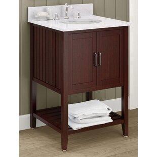 Belanger 24 Single Bathroom Vanity ByDarby Home Co