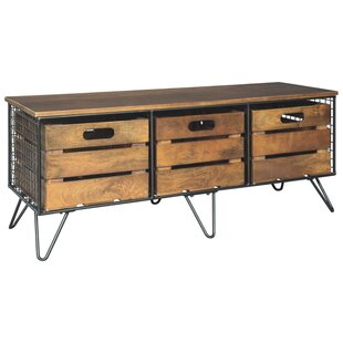 Romsey 3 Drawer Accent Cabinet by Williston Forge