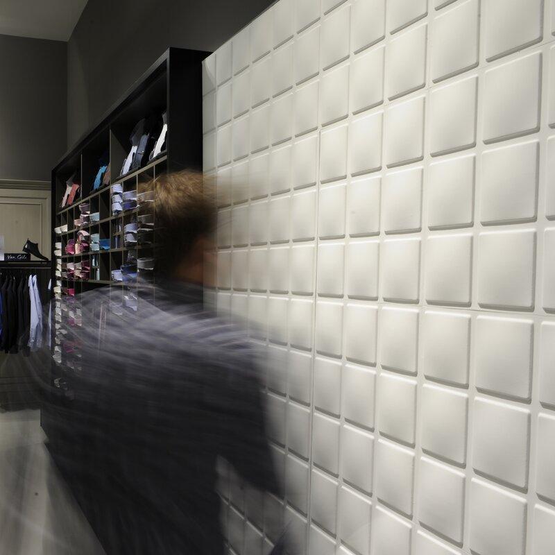 Cubes 3D Decorative Wall Panels