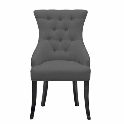 Chesterman Upholstered Dining Chair by Darby Home Co