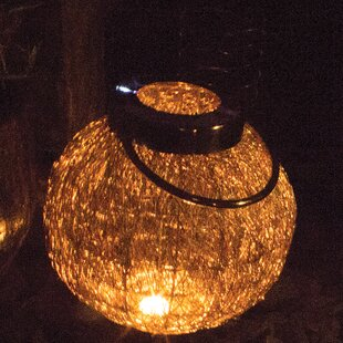 Byers Candle Lantern By World Menagerie
