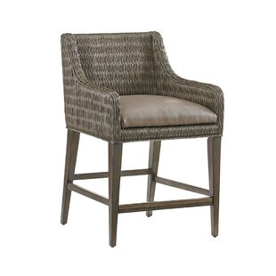 Great choice Cypress Point Wingback Chair by Tommy Bahama Home Reviews (2019) & Buyer's Guide