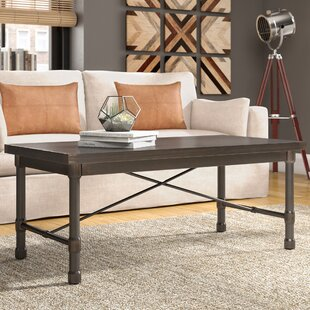 Selena Industrial Coffee Table