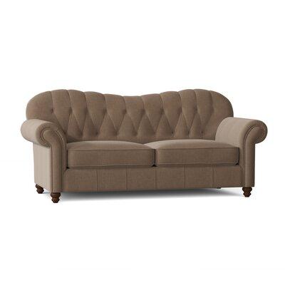 """Lucie Rolled Arm 92"""""""" Sofa Body Fabric: Lizzy Hemp -  BirchLane, B9E6C0A03658457392976495B6737DB6"""