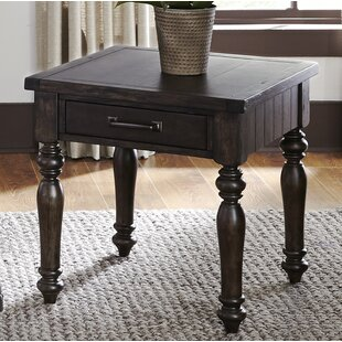 Tower End Table
