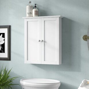 Clarkfield 21 W X 24 38 H Wall Mounted Cabinet