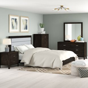 Vanderhoof Panel 5 Piece Bedroom Set