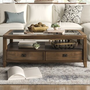 Ashlee Coffee Table by Birch Lane™ Heritage Best Choices