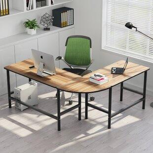 Best Price Amann Reversible L-Shape Executive Desk ByEbern Designs