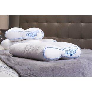 SNUZ Snuz Ergonomic Polyfill Queen/Standard Pillow