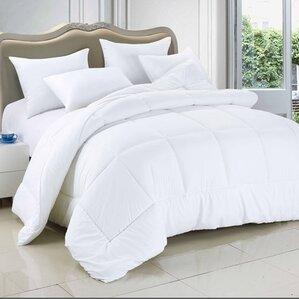 allseason down alternative comforter duvet insert