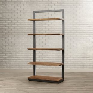 Reviews Sonnier Etagere Bookcase By Union Rustic