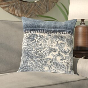 Lusk Cotton Throw Pillow