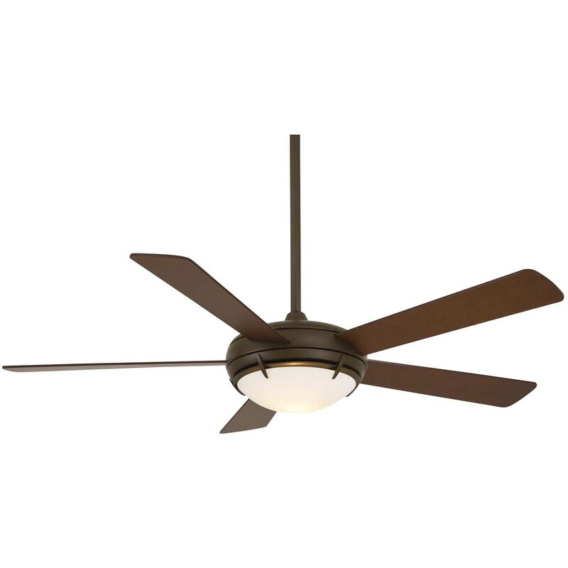 Minka aire 54 como 5 blade contemporary led ceiling fan reviews 54 como 5 blade contemporary led ceiling fan aloadofball Choice Image