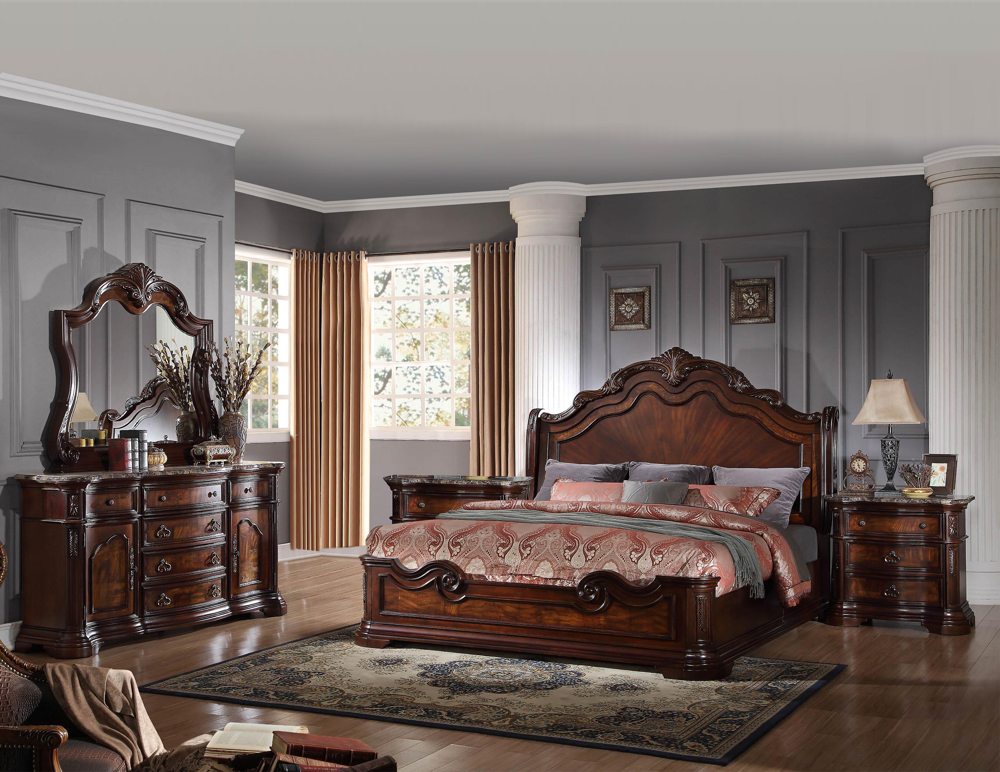 Fletcher Standard 8 Piece Bedroom Set