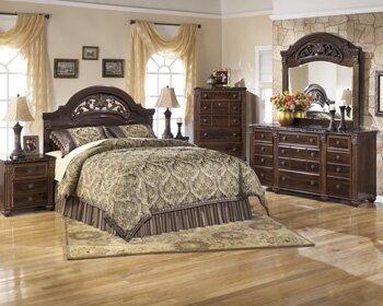 Signature Design by Ashley Gabriela Panel Configurable Bedroom Set ...