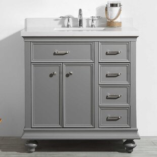 Weisner 36 Bathroom Vanity Set by Alcott Hill