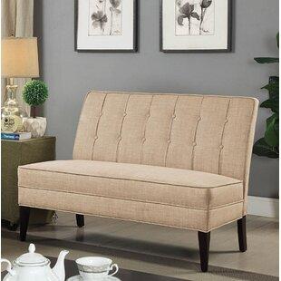 Derek Pardeep Upholstered Bench by Red Barrel Studio