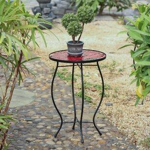 Reviews Carle Flower Plant Table ByFleur De Lis Living