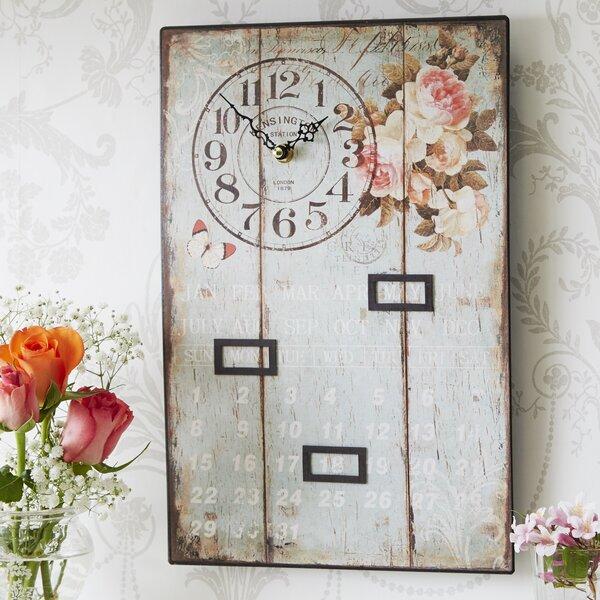 Calendar Clocks Wayfair Co Uk