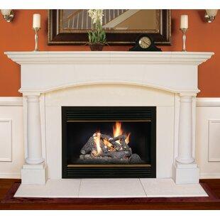 Gas Fireplace Mantel Surround Wayfair