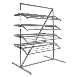 Check Prices Heavy Duty 100 Pair Shoe Rack By Rebrilliant