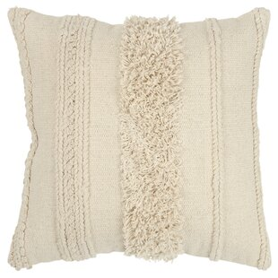 Mancini Decorative Cotton Throw Pillow