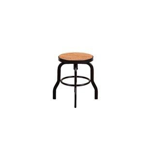 Deas Height Adjustable Swivel Bar Stool By Williston Forge