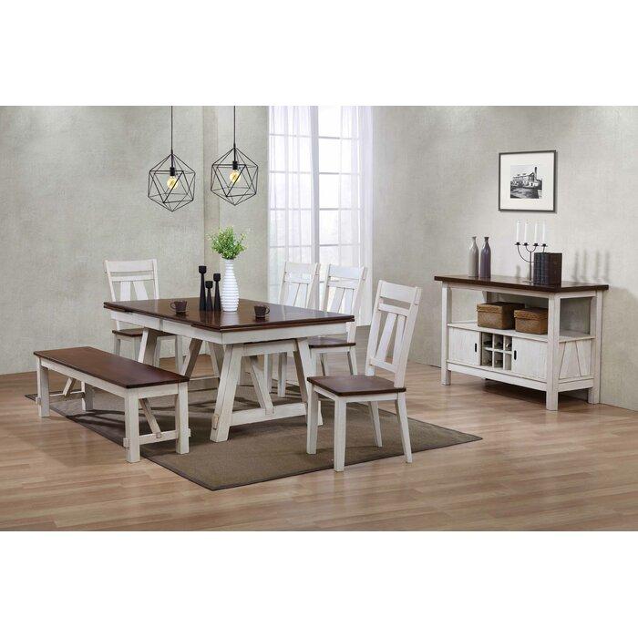 Keturah Farmhouse Dining Table