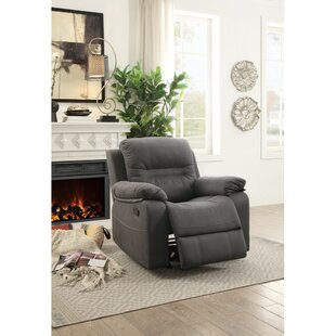 Eisele Manual Rocker Recliner Red Barrel Studio