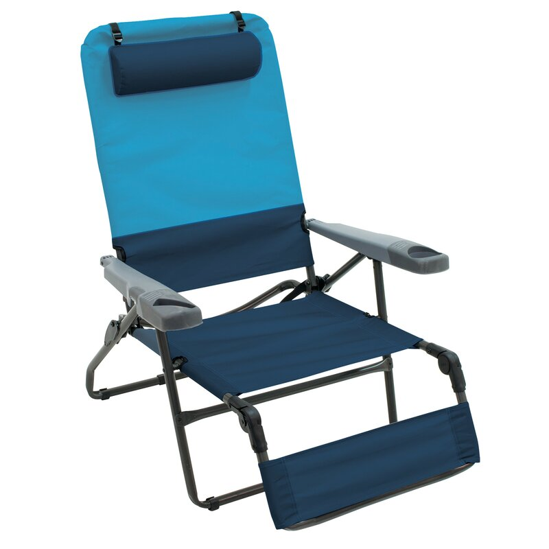 ce8081cc45 Gear 4-Position Reclining Beach Chair