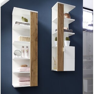 Monterey 30 X 107cm Bathroom Shelf By Brayden Studio