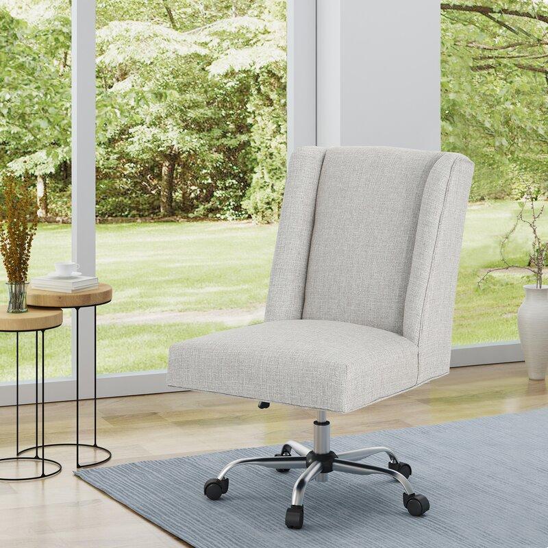 Charlton Home Cicely Task Chair Reviews Wayfair