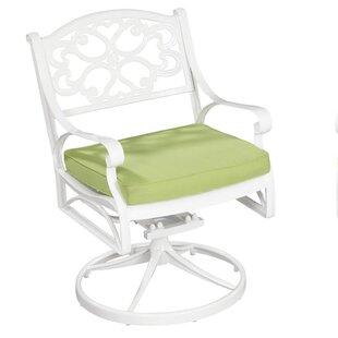 Six Patio Chair with Cushion