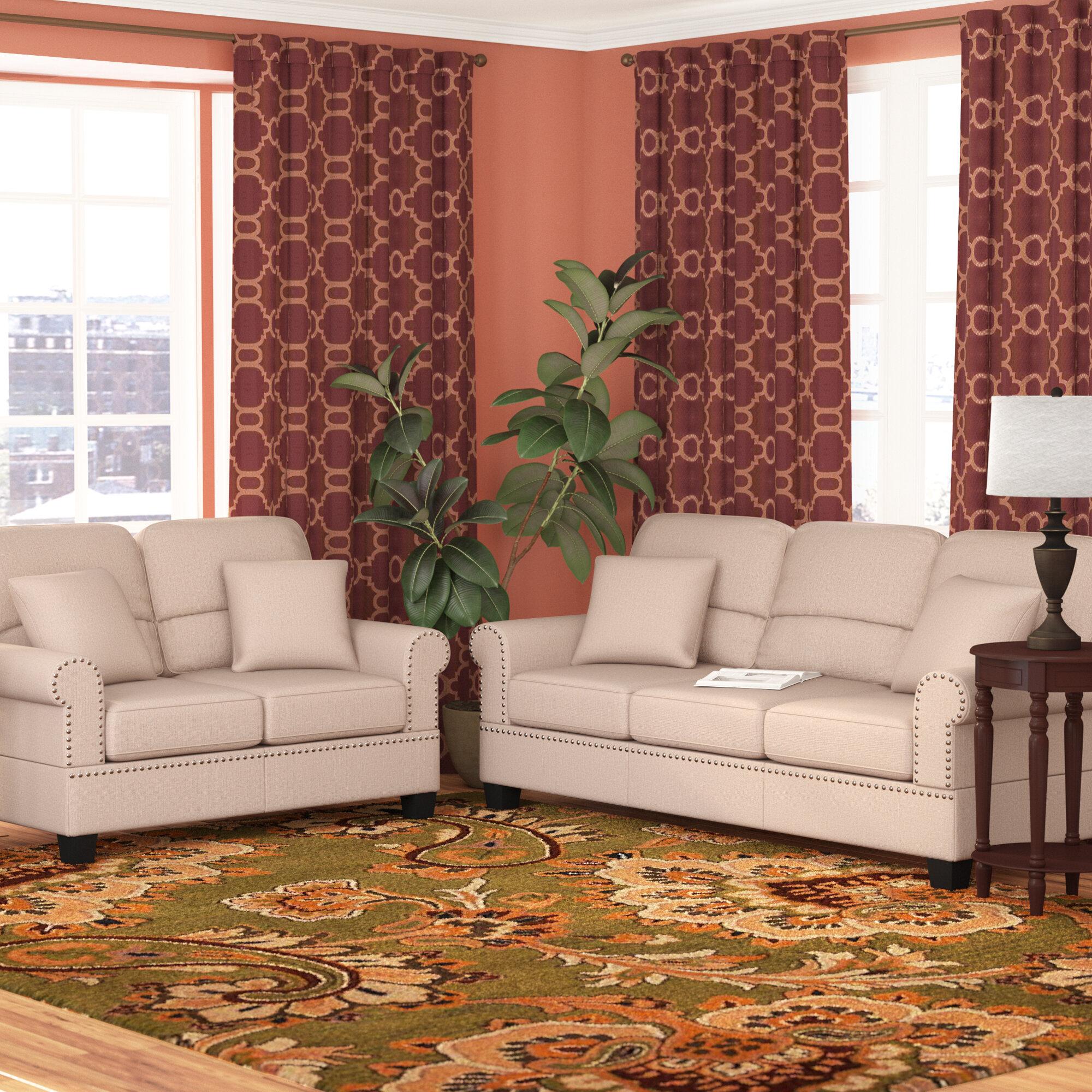 Boyster 6 Piece Living Room Set