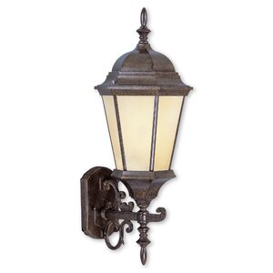 Christian 1-Light Outdoor Sconce