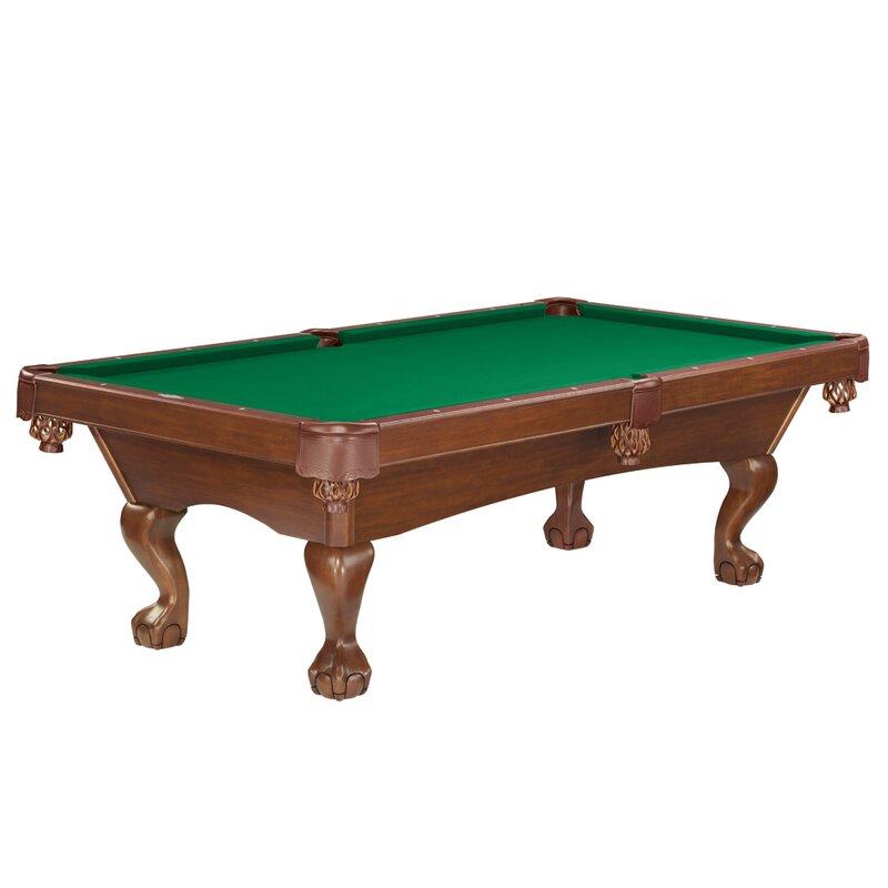 Brunswick Billiards Glen Oaks Billiards 8' Slate Pool Table With