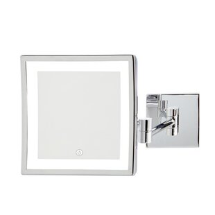 Affordable Price Fiora LED Lighted Wall Mirror ByWrought Studio