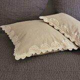 Centralia Cotton Pillow Cover