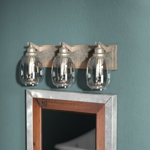 Find Fall River 3-Light Vanity Light By Trent Austin Design